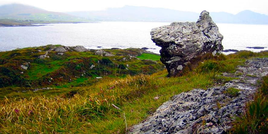 Nigel Cox / The Cailleach Beara or the Hag of Beara / CC BY-SA 2.0